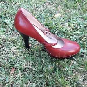Franco Sarto Mary Jane Heels